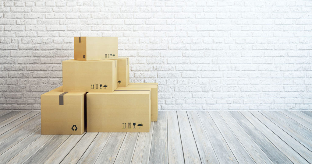 Save Time Packing With 4 Speciality Moving Boxes