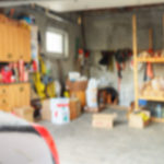 Clearing Out Your Garage for an Inland Move