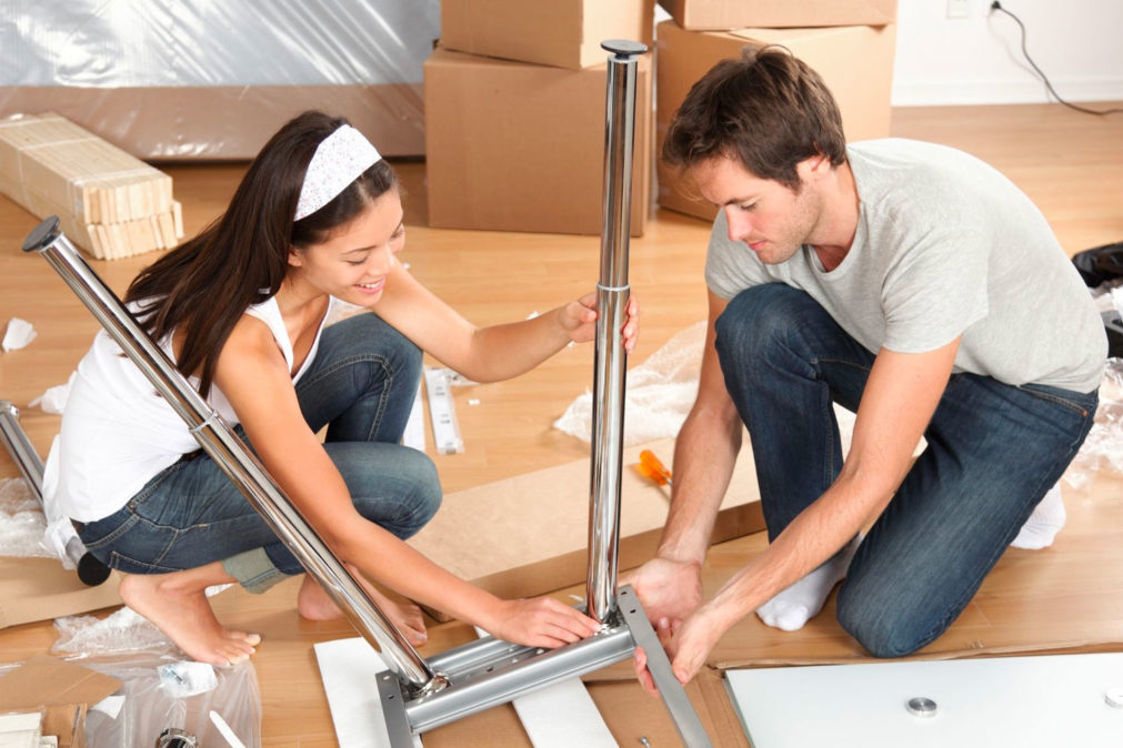Preparing Your New Home for You