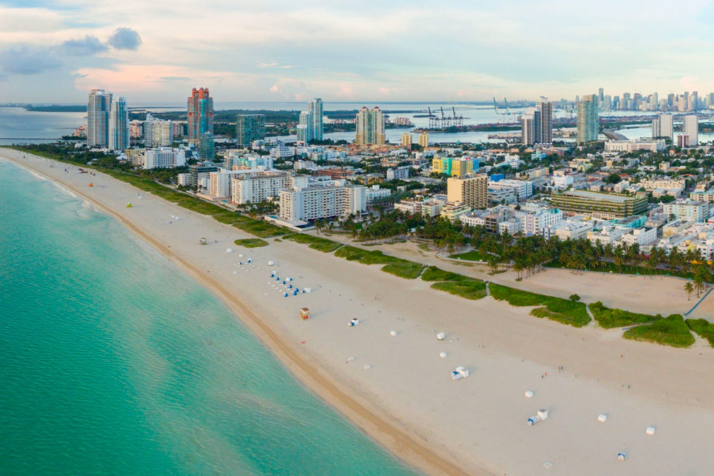 4 of the Best Beaches in South Florida