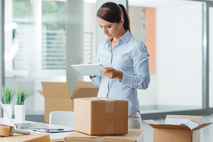 Commercial Palm City Movers