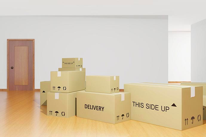 Packing and Unpacking Services in Palm City Florida