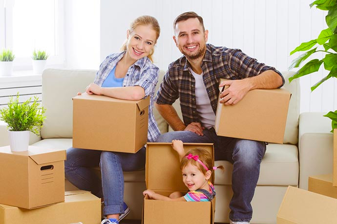 Residential Palm City Movers